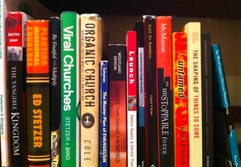 My Missional Reading List